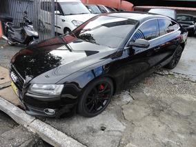 Audi A5 2.0 Tfsi Multitronic 4p ( Blindado)