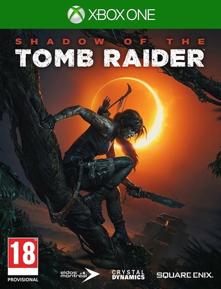 Shadow Of The Tomb Raider Xbox One - 25 Dígitos (envio Flash)