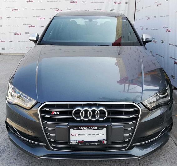 Audi A3 2016 2.0 S3 4p At