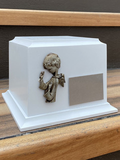Urna Funeraria Infantil Cenizas
