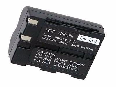 Imagen 1 de 2 de Batería - Enel3  P/nikon (7909)