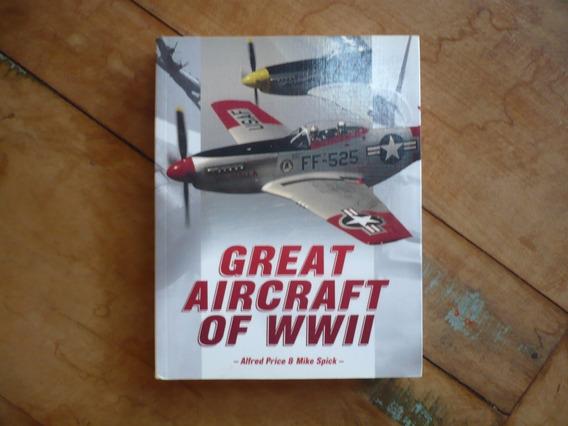 Livro Us Air Force Raf Luftwaffe Segunda Guerra Mundial
