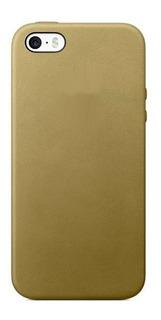 Funda Cuero Leather Case Para iPhone 5 5s Se