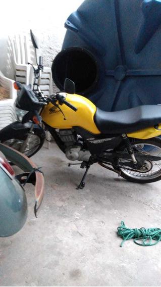 Honda Moto Fan 125