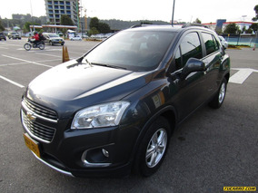 Chevrolet Tracker Lt At 1800 Cc Aa