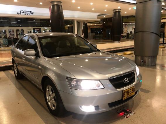 Hyundai Sonata 2007 Vehiculo De Lujo Excelente Precio 2.4 C