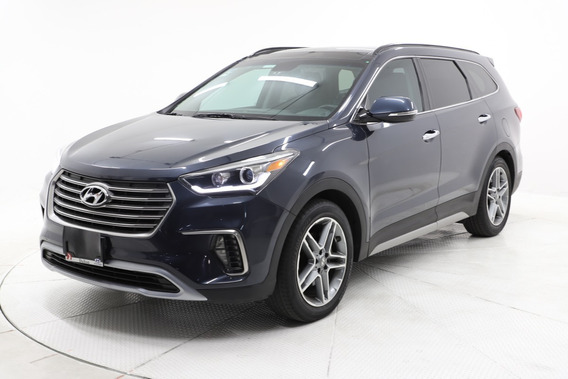 Hyundai Santa Fe Ltd Tech 2018