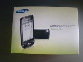 Samsung Galaxy Gt-i5700 Con Linea Activa Movistar Nueva