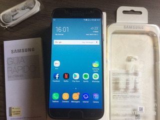 Samsung Galaxy J7 Pro - Aceito Trocas
