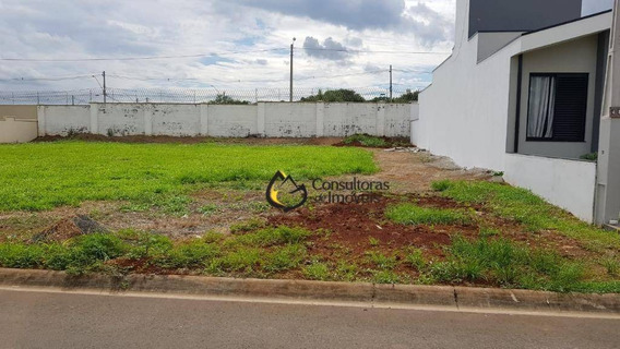 Terreno À Venda, 300 M² Por R$ 180.000 - Condomínio Campos Do Conde Ii - Paulínia/sp - Te0302