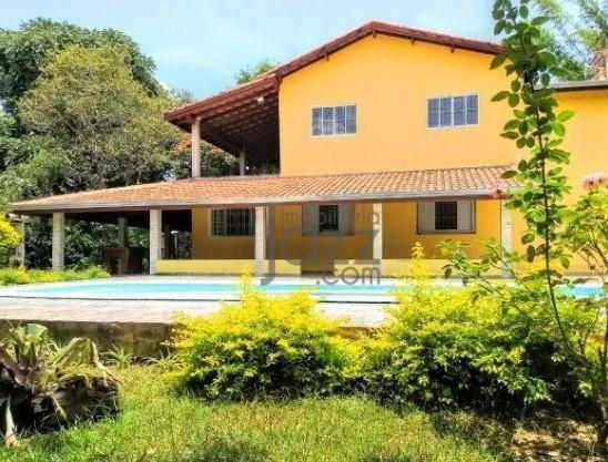 Chácara Com 3 Dormitórios À Venda, 12000 M² Por R$ 795.000 - Loteamento Chácaras Vale Das Garças - Campinas/sp - Ch0050