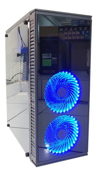 Cpu Gamer Intel/ Core I5 / 8gb / 1tb/ Gt 1030 / Wi-fi/ Led