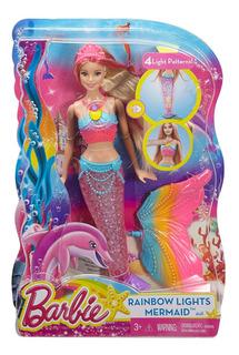 Barbie Dreamtopia Rainbow Lights (sirena)