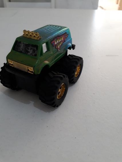 Miniatura Carrinho Caminhonete Monstro Monster Truck Car
