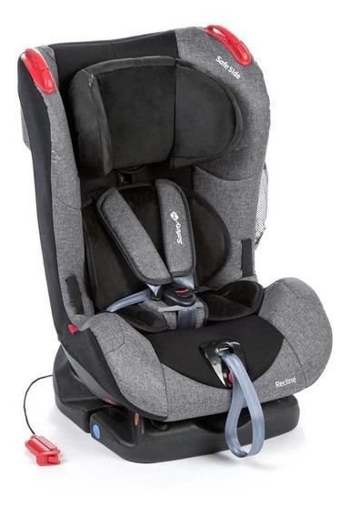 Cadeira Auto Safety Recline Grey Denim 0 A 25kg - Imp91256