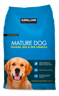 Alimento Para Perro Maduro Kirkland Pollo/arroz 18.1 Kg