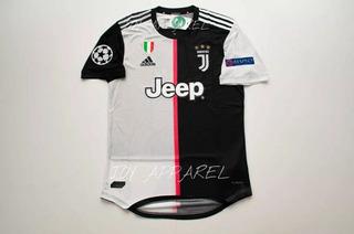 Camisa adidas Juventus Cr7 19/20 Versão Jogador