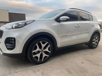 Kia Sportage 2018 2.0 Ex 4x2 Flex Aut. 5p