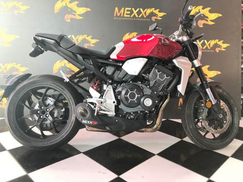 Escapamento Esportivo Cb1000r 2019 Taylor Made  Mexx Cod.812