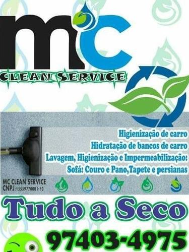 Imagem 1 de 5 de Limpeza De Sofa A Domicílio
