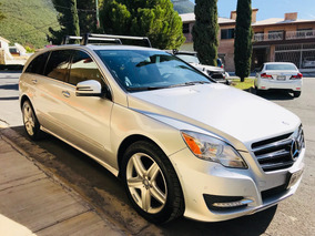 Mercedes Benz Clase R 3.5 350 Mt 2011 7 Pasajeros Suv Fac Or