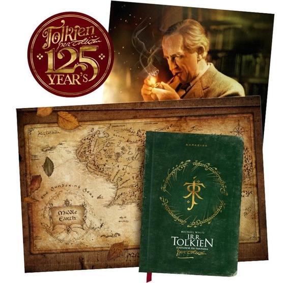Livro - O Senhor Da Fantasia J. R. R. Tolkien + Poster