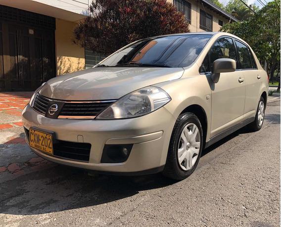 Nissan Tiida 1800cc