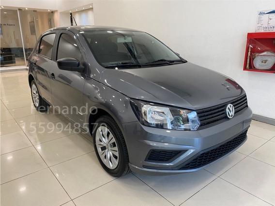 Nuevo Gol Trend 0km 2020 Trendline My20 Precio Volkswagen W8