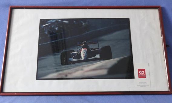 Foto Ayrton Senna 1992 Fotógrafo Mamoru Atsuta - Fórmula 1