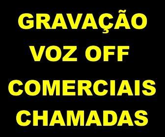 Off Gravação Voz Locutor Web Rádio Streaming Spot Loja