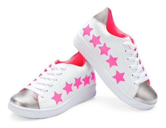 Tenis Infantil Femenino Marketing Personal 93381