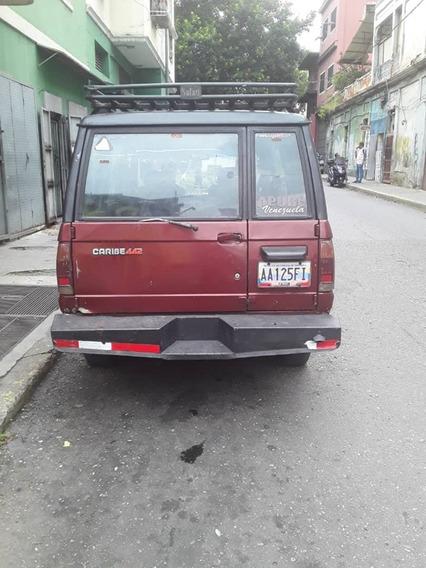 Caribe 4x4, Vinotinto Año 88
