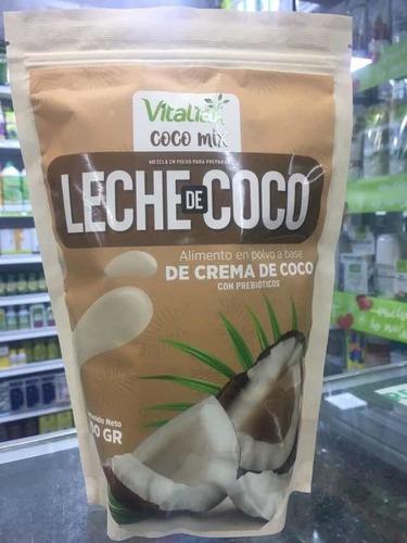 Leche De Coco 500gr - Unidad a $35000