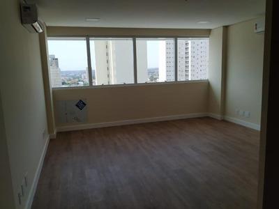 Sala Em Centro, Araçatuba/sp De 36m² Para Locação R$ 1.800,00/mes - Sa253808