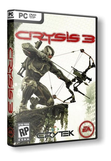 Crysis 3 - Hunter Edition Pc Dvd - Mídia Física Frete 8 R$