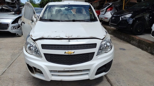 Sucata Chevrolet Montana Ls2 2020 1.4 Flex Branca