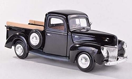 Imagen 1 de 1 de Ford Pick Up, Negro, 1940, Coche, Modelo, Ready-made
