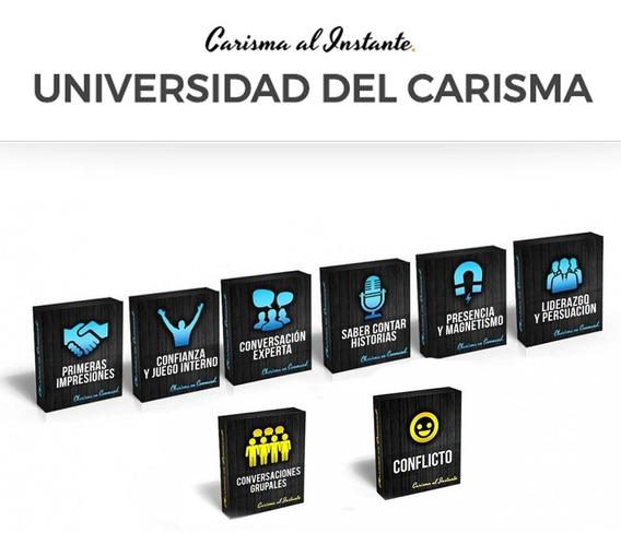 Universidad Del Carisma [todos Los Módulos] + Bonus