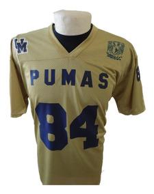 Jerseys Pumas Dorados, Condores De La Unam Y Borregos Tec