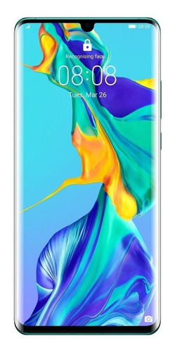Celular Smartphone Huawei P30 Pro 256gb Azul - Dual Chip