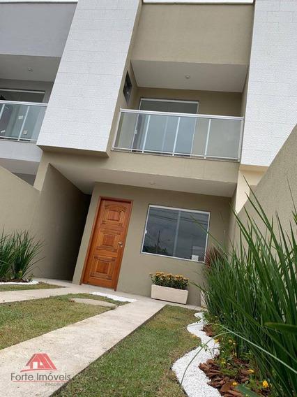 Casa Duplex C/2 Quartos Em Cosmos - Cg/rj - Ca0076