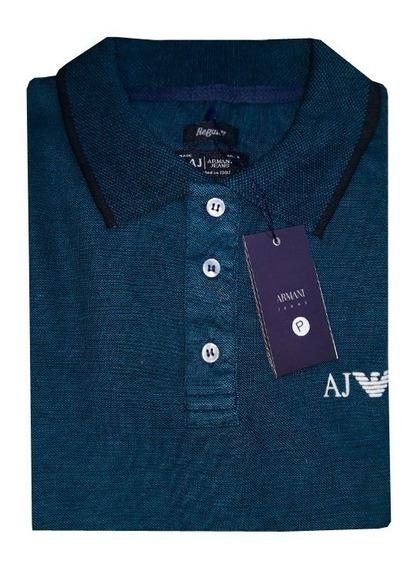 Camisa Polo Masculina Armani Nova Coleção Nevlog