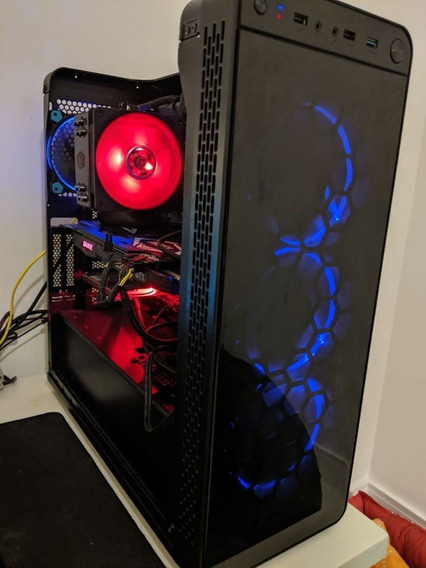 Pc Gamer Completo / Ryzen 5 2600x / Gtx 1080 Duke