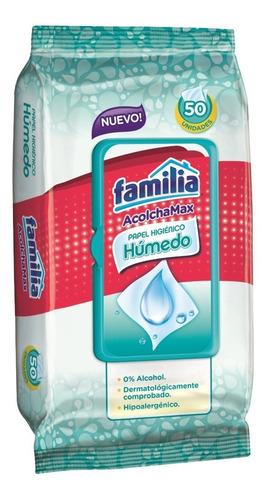 Papel Higienico Humedo Familia X 50und