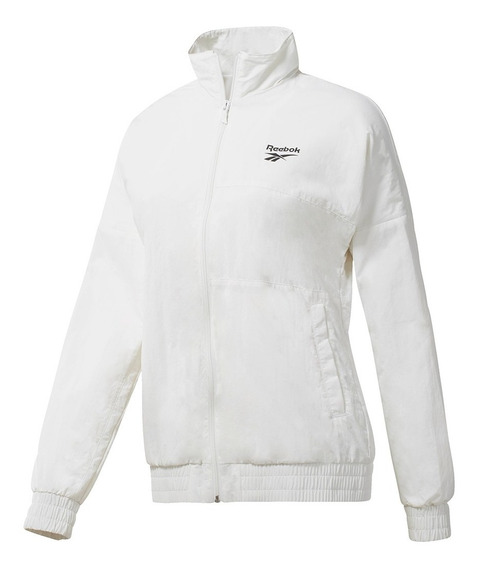 Campera Reebok Lf Vecctor Jacket Mujer