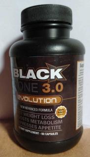 Ultra Blacktone 3.0 Evolution Promo ×3 Frascos