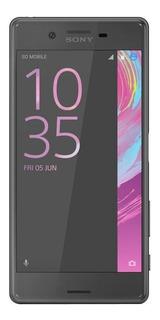 Sony Xperia X Dual SIM 64 GB Preto-grafite 3 GB RAM