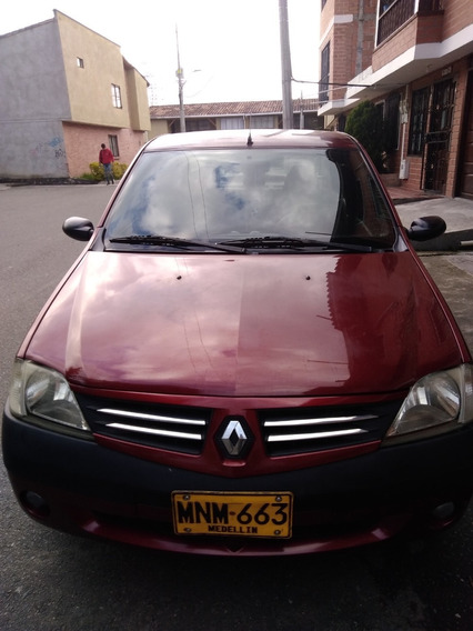 Renault Logan Vino Tinto