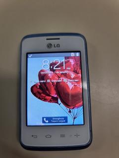 Celular LG L20 Tri 3 Chip D107f Usado S/ Acessórios