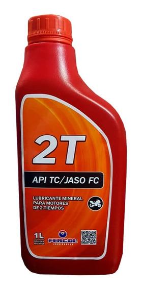 Aceite Lubricante Para Motores 2t Fercol 1lts Lacueva
